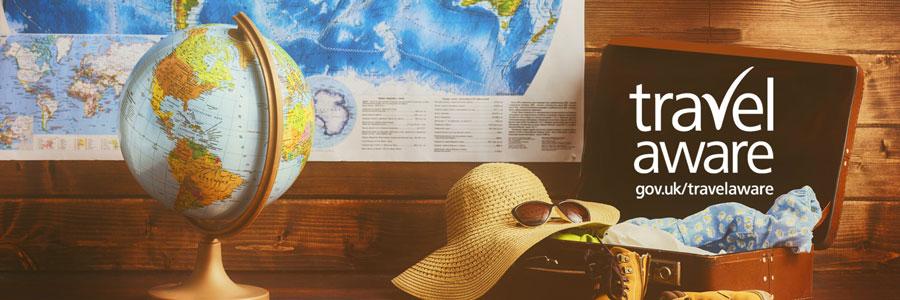 TravelAware Campaign