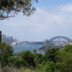 Sydney Harbour in New South Wales