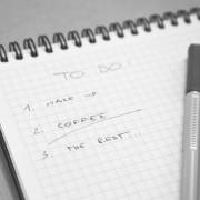 Planning - A Travel Checklist