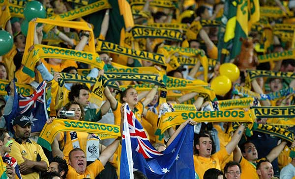 Chile v Australia