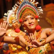 Living In Harmony Festival Dancer
