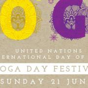 United Nations International Day of Yoga