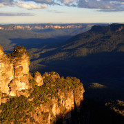 New South Wales Blue Mountains Three Sisters