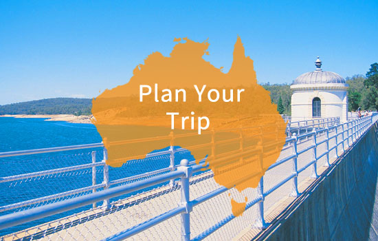 Plan your trip to Australia