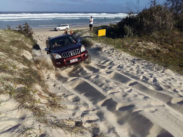 4WD paradise: your Moreton Island getaway