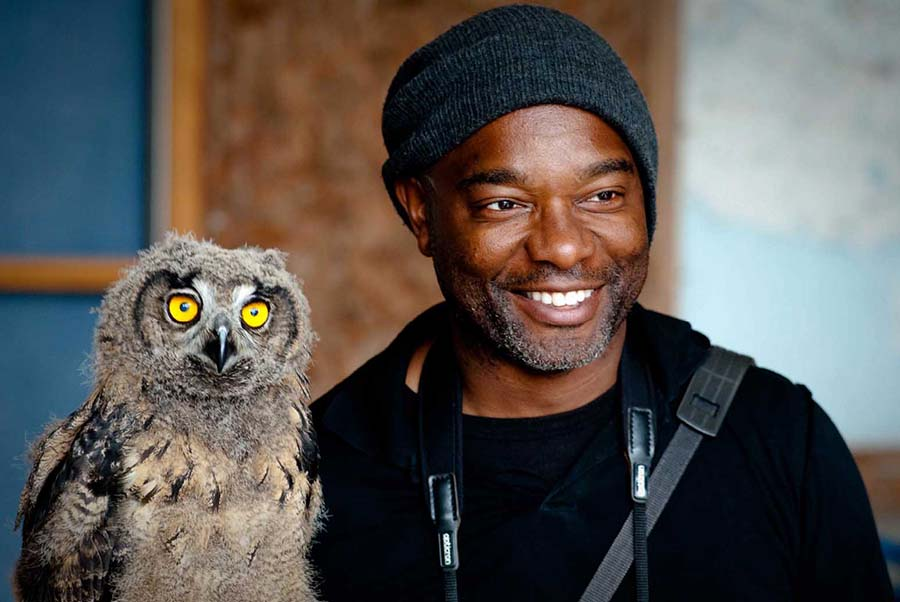 Meeting David Lindo – The Urban Birder