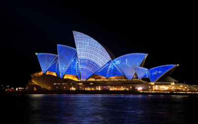 Vivid Sydney – Festival of Lights, Music & Ideas